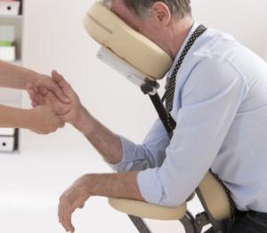 Bedrijfsstoelmassage - Massagepraktijk Jansen