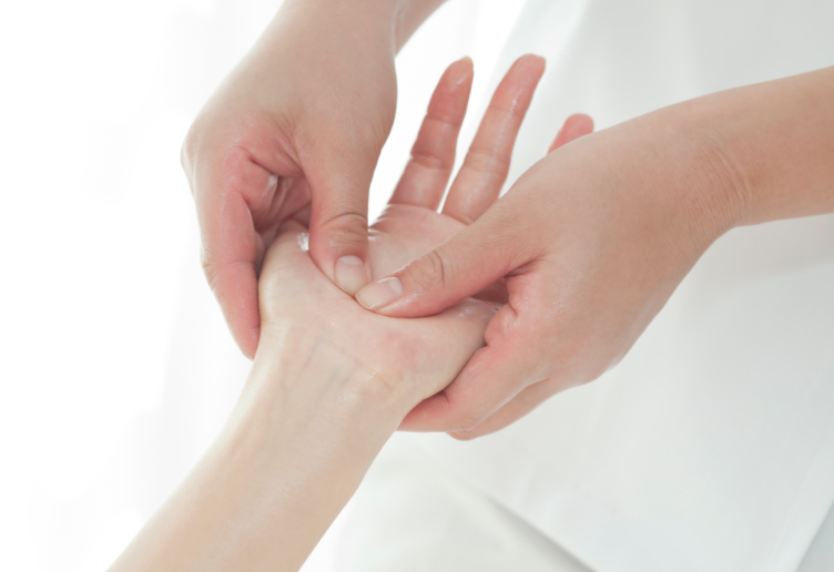 Handreflexmassage - Massagepraktijk Jansen