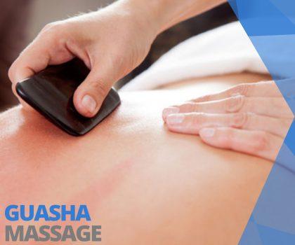 Guasha massage | Massagepraktijk Jansen in Deurne