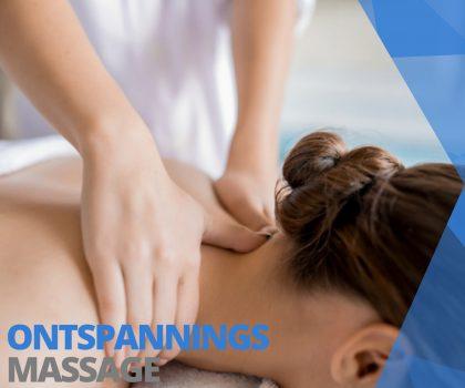Ontspanningsmassage | Massagepraktijk Jansen in Deurne