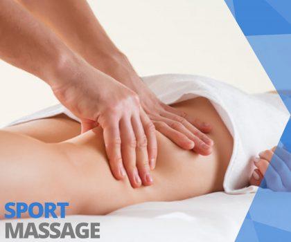 Stevige sportmassage | Massagepraktijk Jansen te Deurne